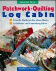 Patchwork-Quilting, Log Cabin