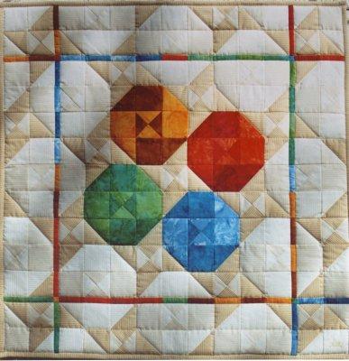 Farbige Kreise (Vollbild)