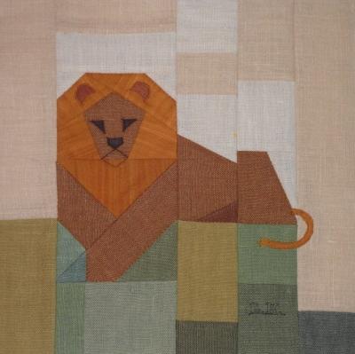 Löwe (Vollbild)