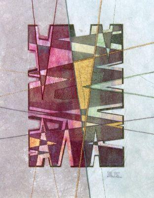 Grafische Linien III  (Vollbild)