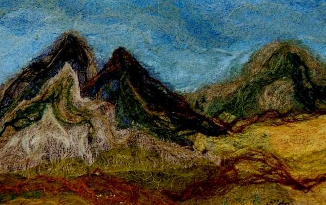 Bergfrieden (Vollbild)